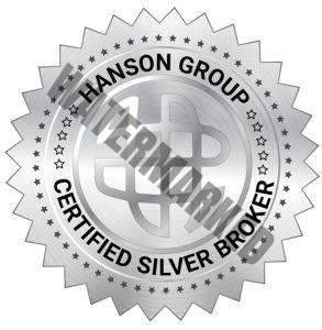 Hanson Group Silver Broker Seal